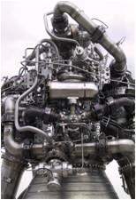 Ariane motor